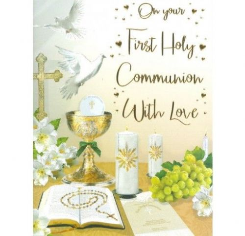 First Holy Communion c80262